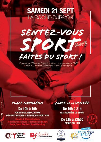 Le club des Goos Pool s'invite à la Fête du Sport